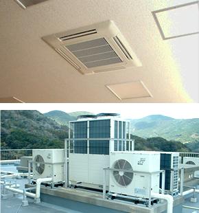 松栄設備 空気調和設備 空調設備