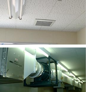 松栄設備 空気調和設備 換気設備